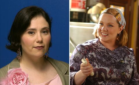 alex borstein and melissa mccarthy   tv castings that changed after the pilot