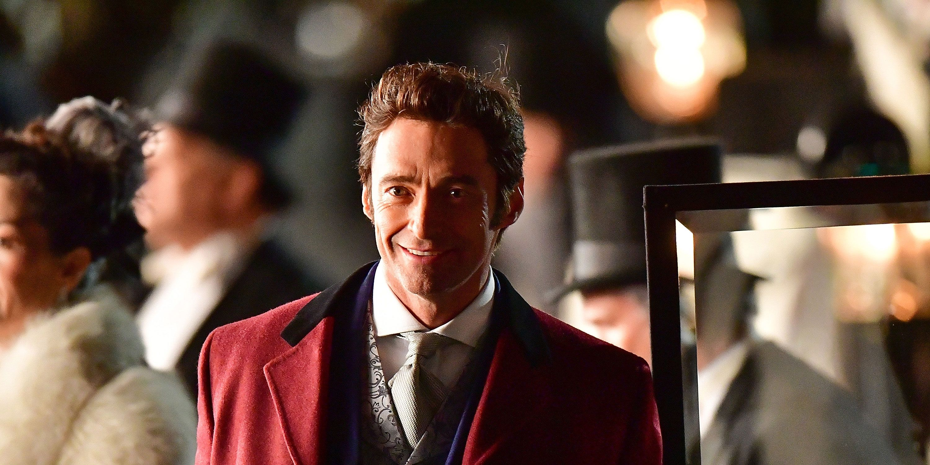 Hugh Jackman - First look at Hugh Jackman as PT Barnum in The Greatest Showman