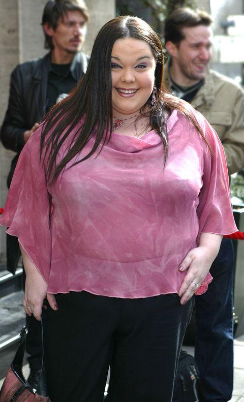 lisa riley pierdere în greutate tv)