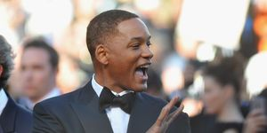 Will Smith at Cannes Film Festival
