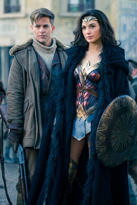 Wonder Woman 2 will be set in the '80s, and Steve Trevor