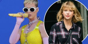 Katy Perry, Taylor Swift feud