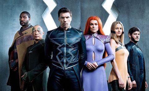 Marvel's 'Inhumans'