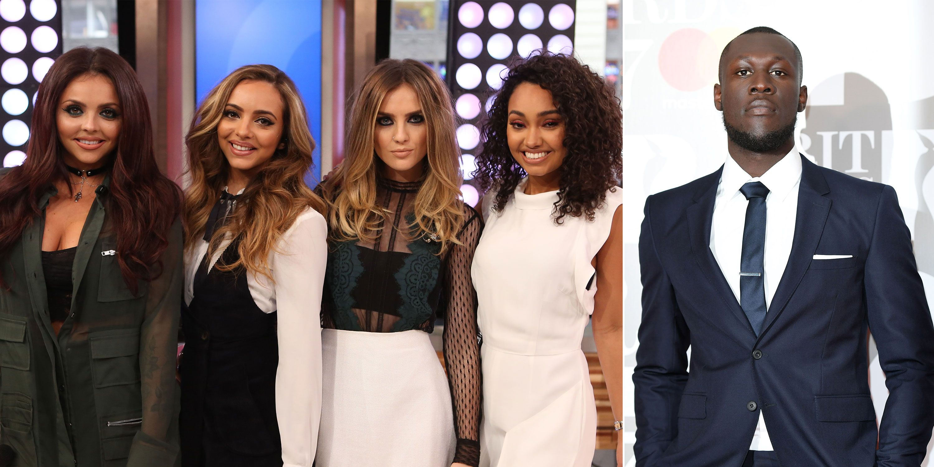 Little Mix criticised for collaboration with Stormzy on new version of Power
