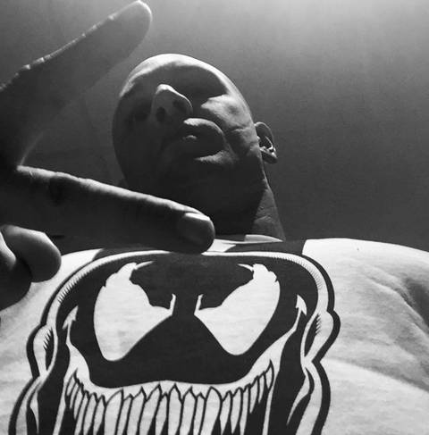First Photo Of Tom Hardy In Venom Is Released