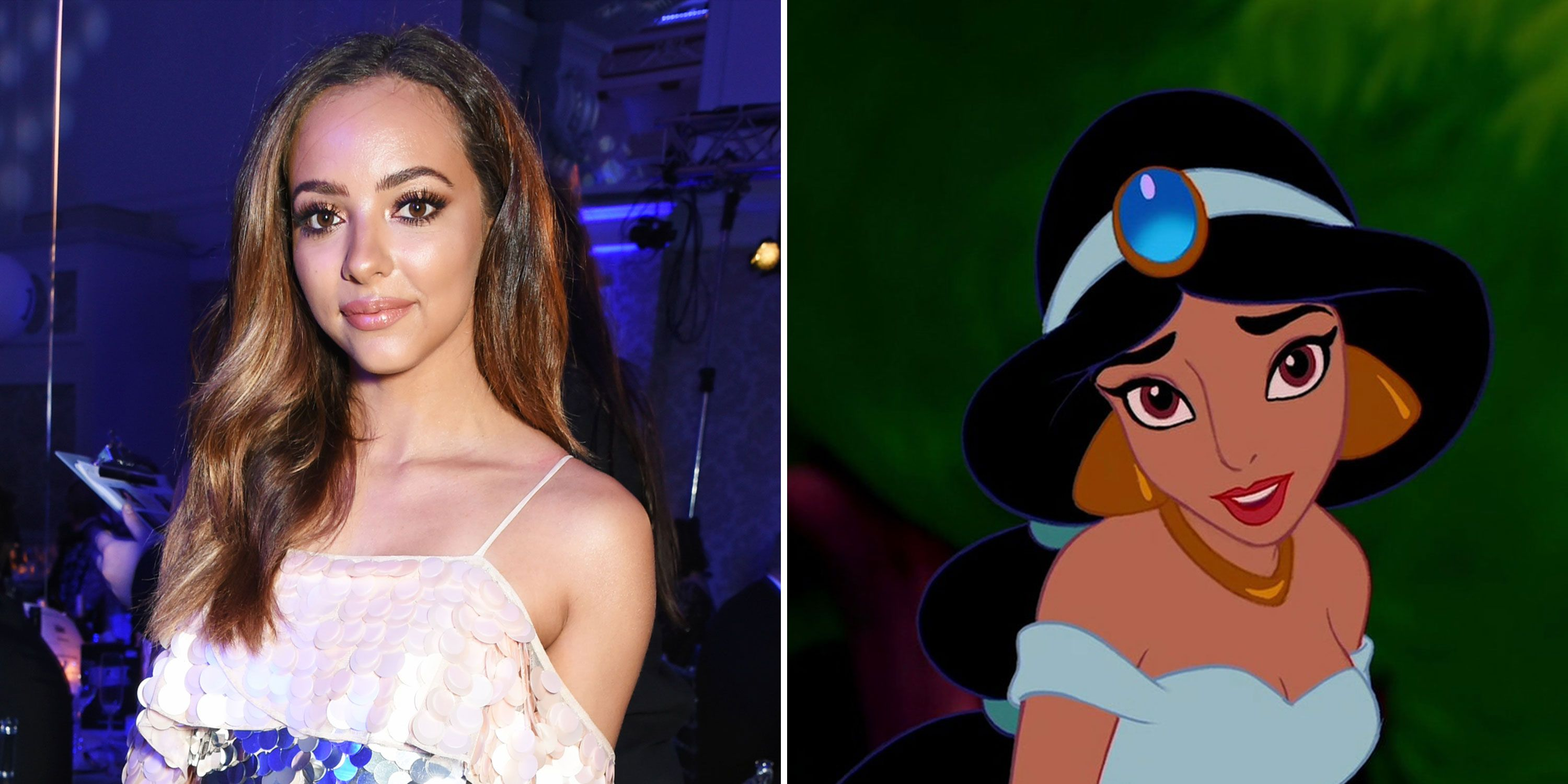 Jade Thirwall - Little Mix's Jade Thirwall could be playing Princess Jasmine in the Aladdin remake