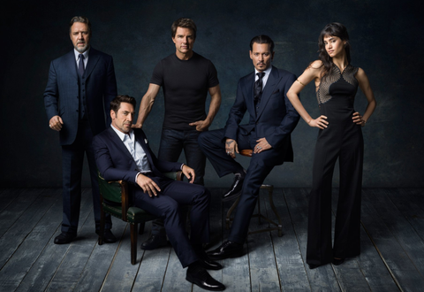 The Dark Universe explained: The Mummy, Bride Of Frankenstein, The