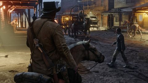 5 Cool Things You'll Realise When You First Play 'Red Dead Redemption 2'