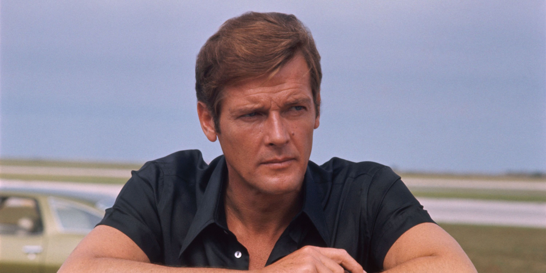 Sir Roger Moore, James Bond