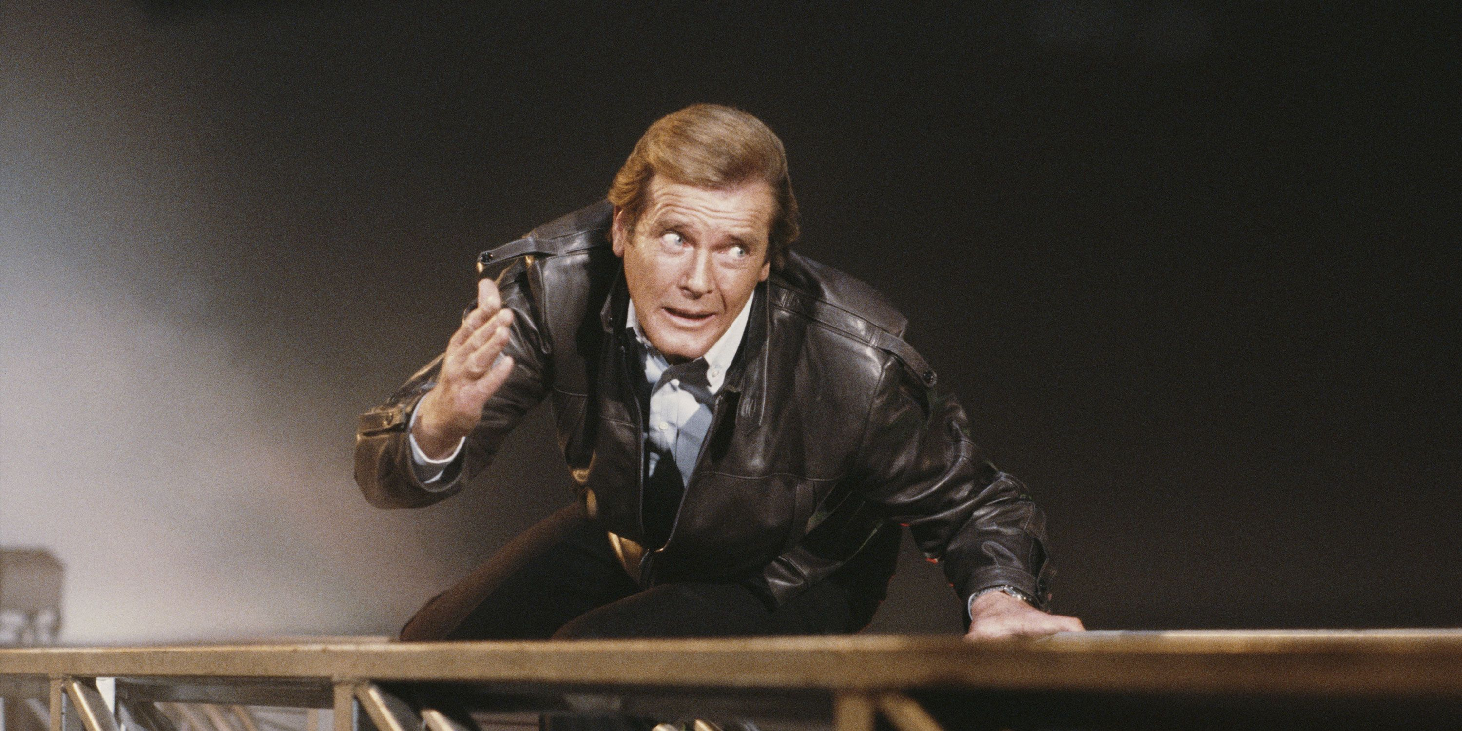 Sir Roger Moore, James Bond, A View To Kill