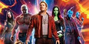 Guardians of the Galaxy Vol 2 cast