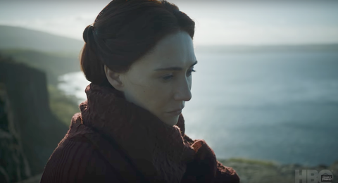 Game of Thrones season 7: Melisandre