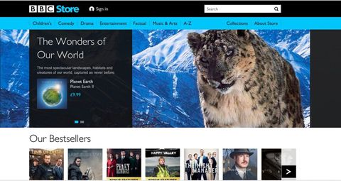 The BBC's download service BBC Store is closing down
