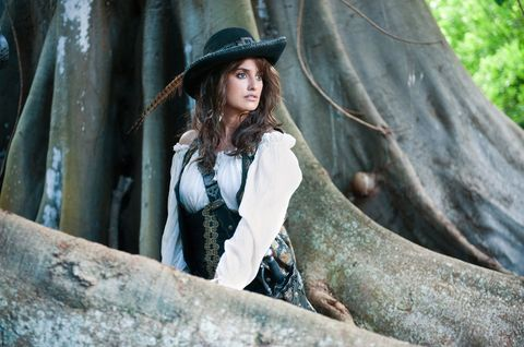 Angelica Teach, Pirates of the Caribbean