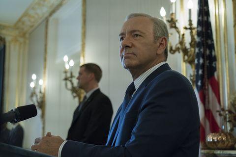 Frank Underwood in 'House of Cards' season 5