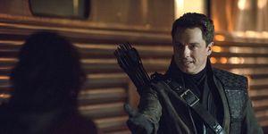 Arrow, Malcolm Merlyn