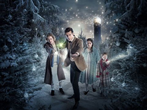 'Doctor Who': 'The Doctor, the Widow and the Wardrobe'