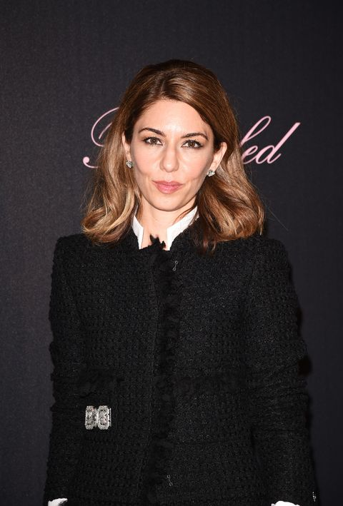 Sofia Coppola attends The Beguiled private party