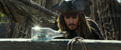 Pirates of the Caribbean 6 is still a possibility