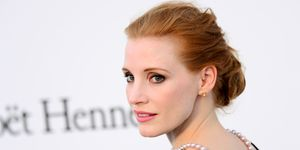 Jessica Chastain Cannes Film Festival 2017