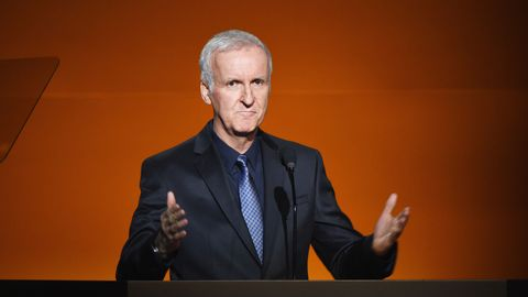 James Cameron is totally chill about the Avatar 2 delays