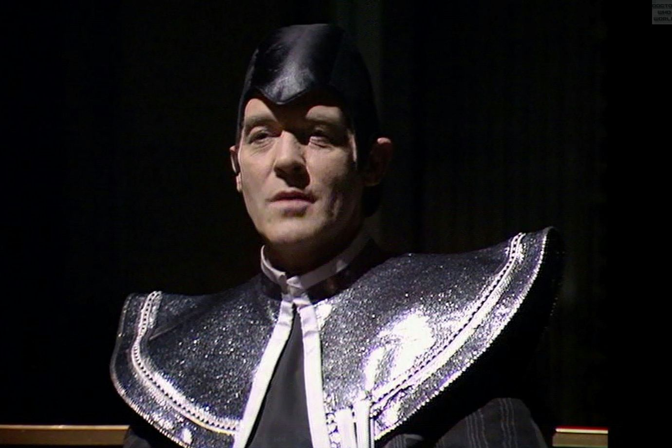 The Valeyard in 'Doctor Who'