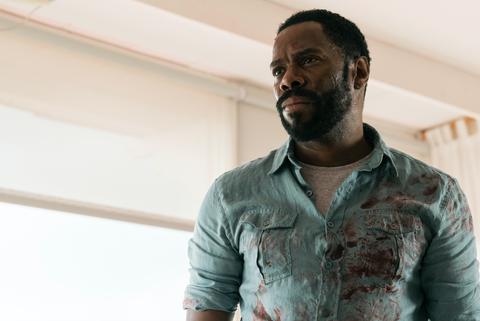 Colman Domingo as Victor Strand in Fear The Walking Dead Season: 3