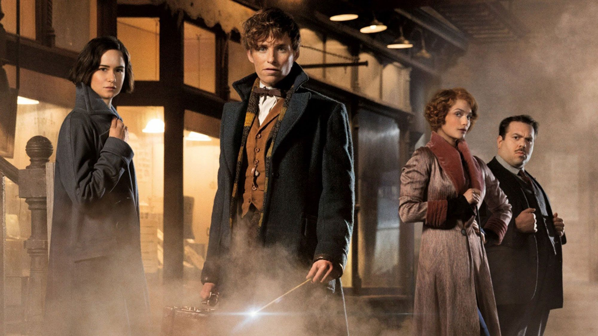 Fantastic Beasts 2 filming starts as plot details released and cast officially confirmed