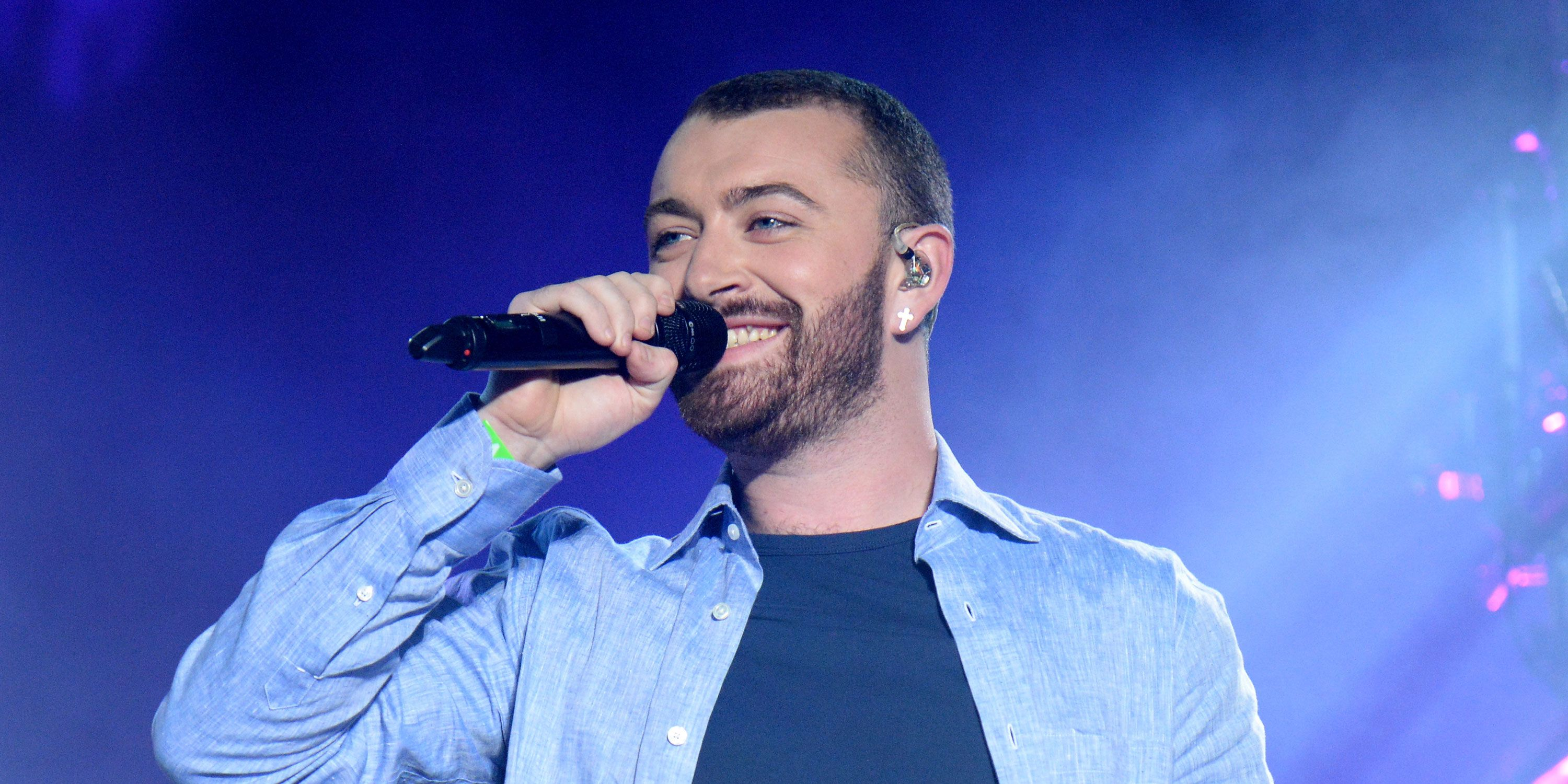 Sam Smith teases musical comeback with this photo