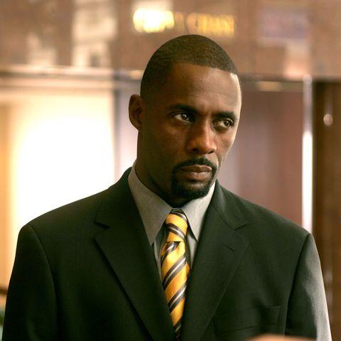 Idris Elba The Wire