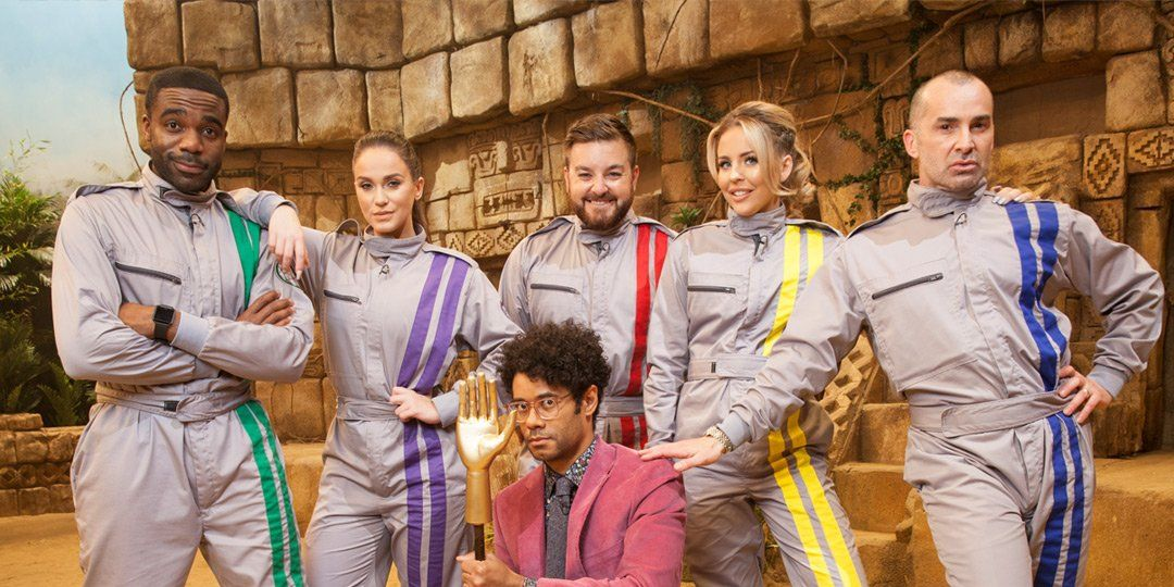 The Crystal Maze Review Channel 4 S 2017 Remake With Richard Ayoade