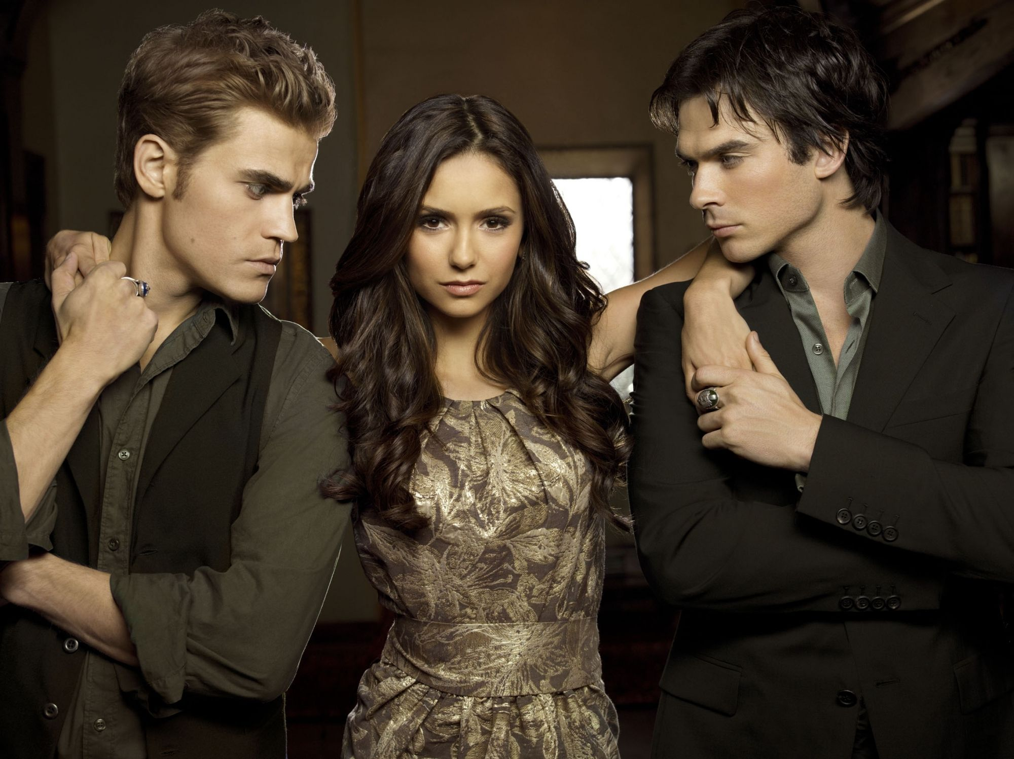 The Vampire Diaries - 14 things you didn't know