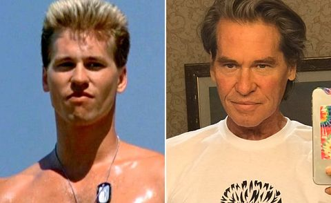 Val Kilmer / Ice Man, Top Gun