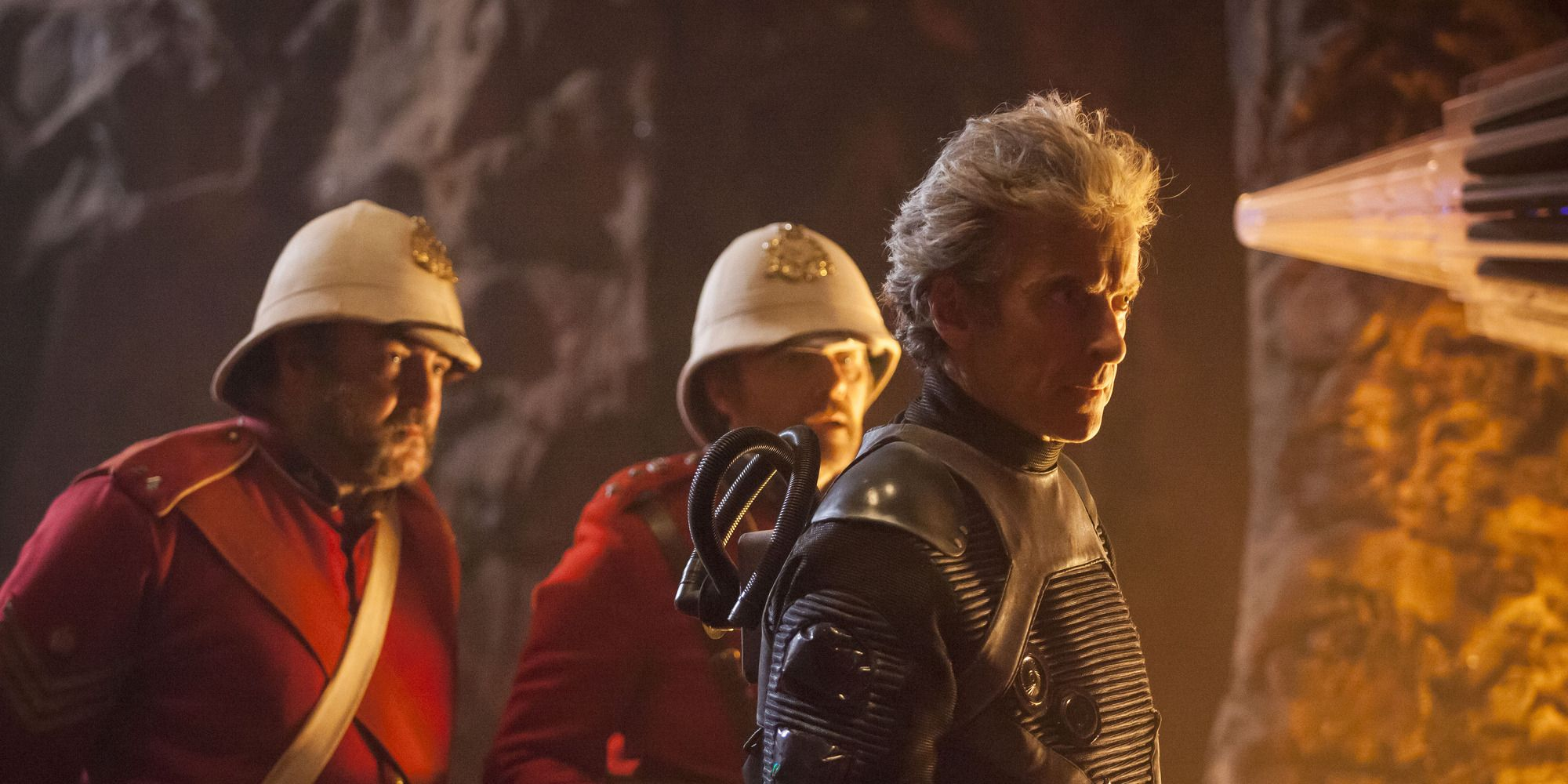 The Doctor in 'Doctor Who' s10e09, 'Empress of Mars'