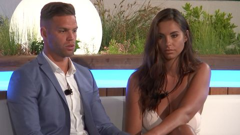 Image Itv Dominic Lever And Jessica Shears Seemingly Snubbed The Love Island