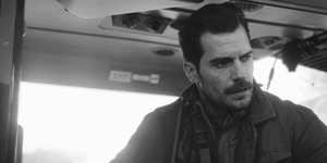 Director Christopher McQuarrie shares image of Henry Cavill on the set of Mission: Impossible 6