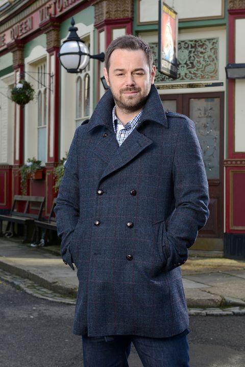 Danny Dyer as Mick Carter in EastEnders