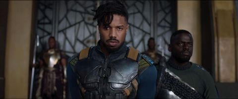 Killmonger S Final Speech In Black Panther Was Almost Very