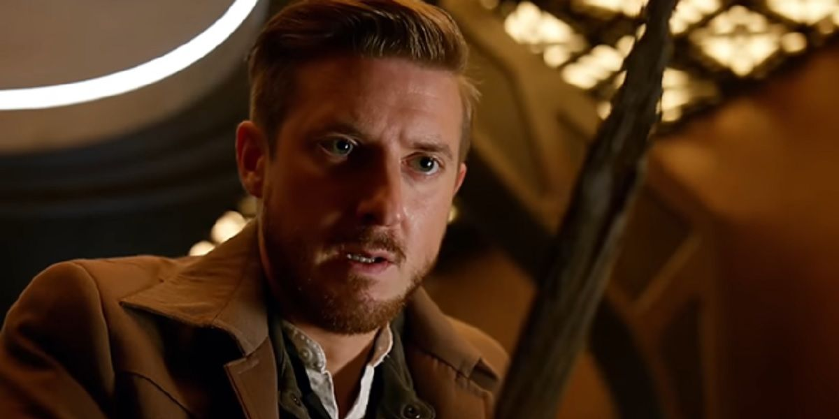 Rip Hunter in DC's 'Legends of Tomorrow'
