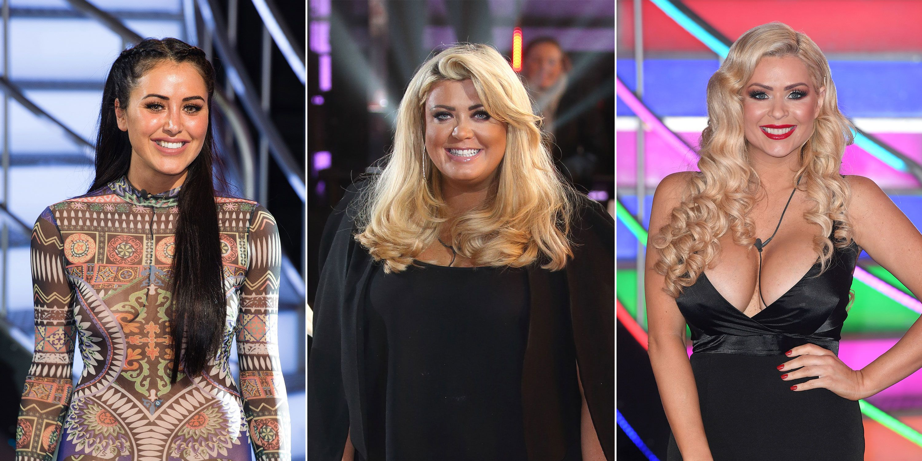 Celebrities are moving into the Big Brother house this week