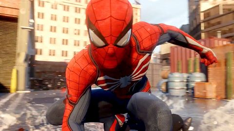 Spider Man Playstation 4 Game Gets Release Date And Extra Details