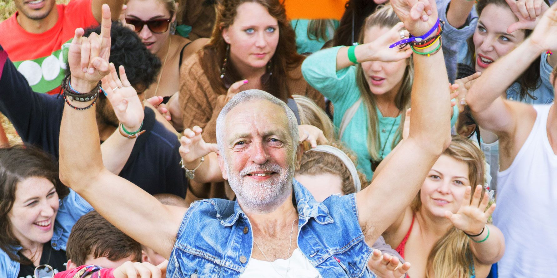 Jeremy Corbyn will lead his biggest rally yet as he takes to the Pyramid Stage for Glastonbury 2017