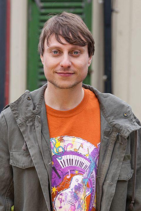 Nathan Morris as Milo in Hollyoaks