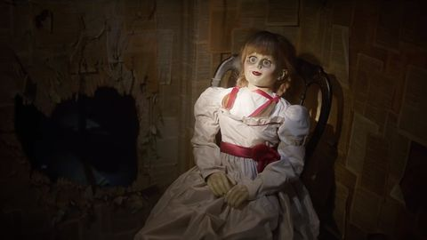 Improving on Annabelle wasn't difficult