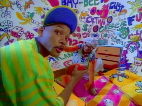 Fresh Prince got grown-up Will Smith look spot-on
