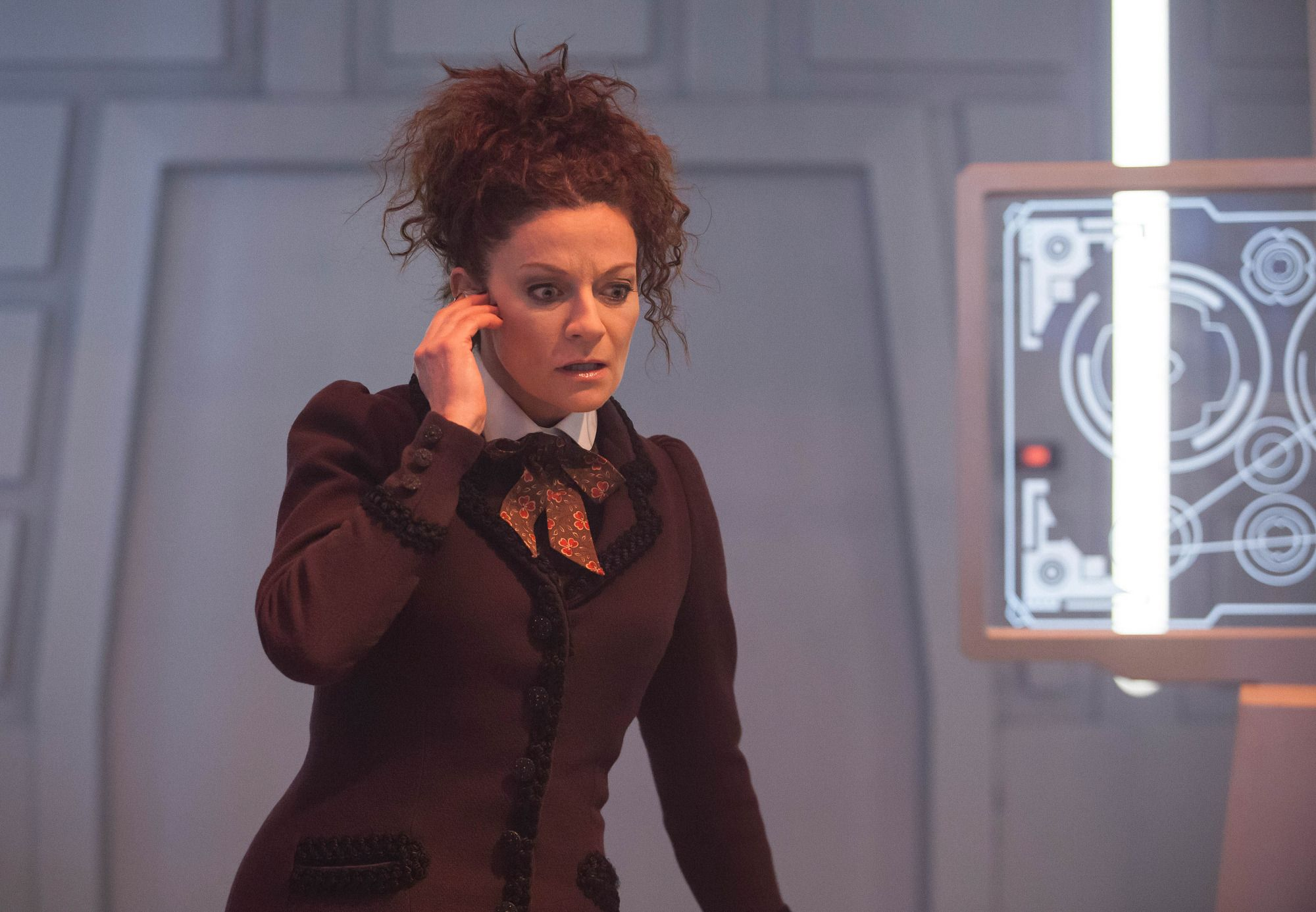"""Michelle Gomez would """"love"""" Doctor Who comeback to face Jodie Whittaker"""