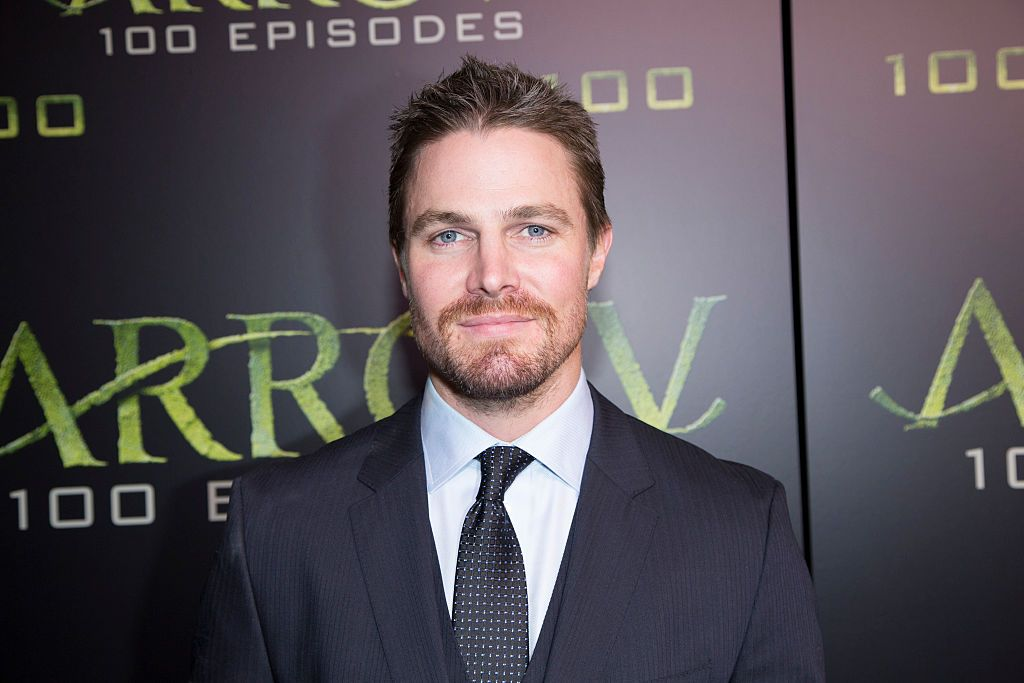 Arrow's Stephen Amell shares new Crisis on Infinite Earths teaser