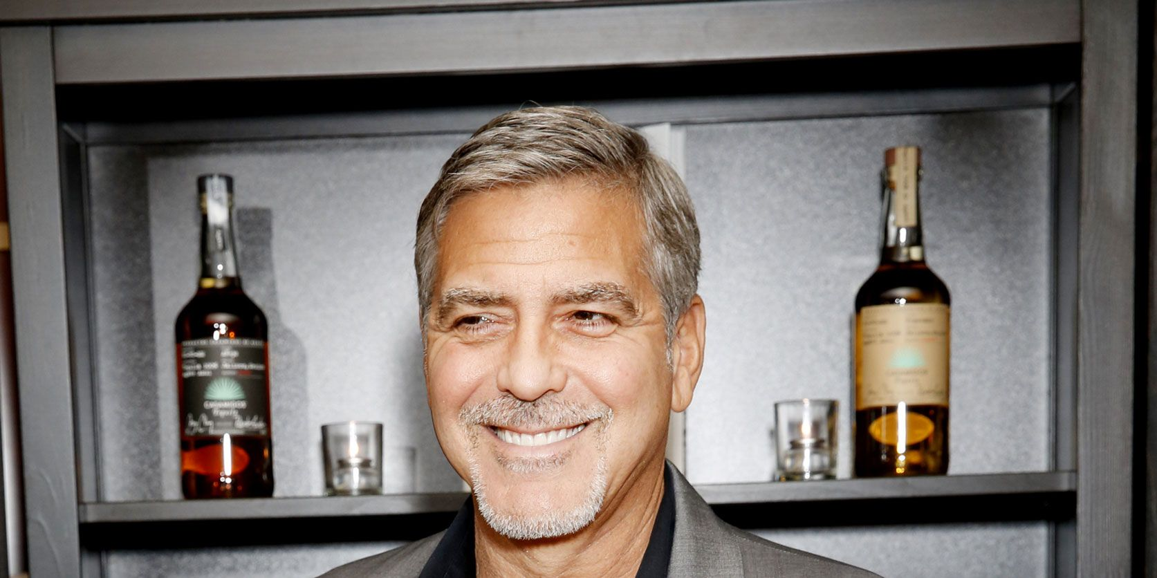 Remember when George Clooney