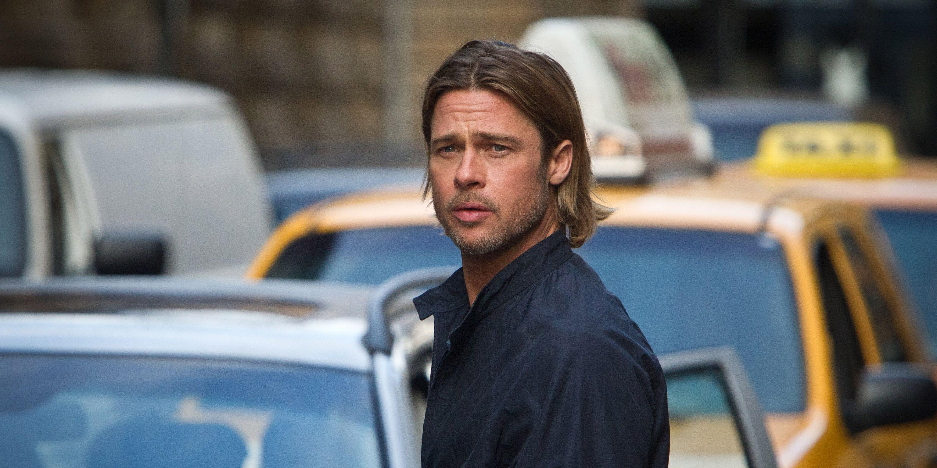 World War Z with Brad Pitt