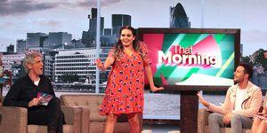 Scarlett Moffatt, Host the Week TV Show